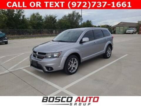 2018 Dodge Journey for sale at Bosco Auto Group in Flower Mound TX