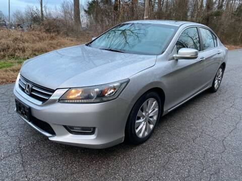 2013 Honda Accord for sale at Speed Auto Mall in Greensboro NC