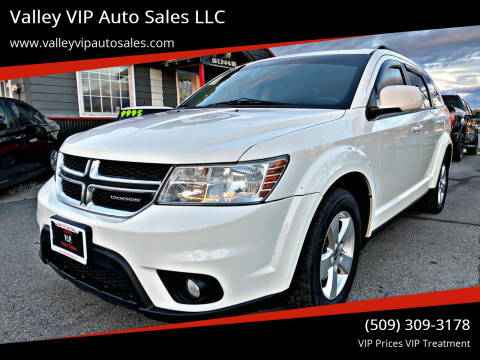 2012 Dodge Journey for sale at Valley VIP Auto Sales LLC in Spokane Valley WA