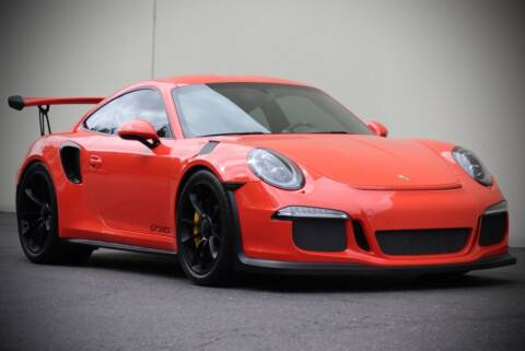 2016 Porsche 911 for sale at MS Motors in Portland OR