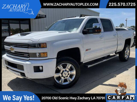 2019 Chevrolet Silverado 2500HD for sale at Auto Group South in Natchez MS