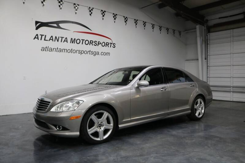 2007 Mercedes-Benz S-Class for sale at Atlanta Motorsports in Roswell GA