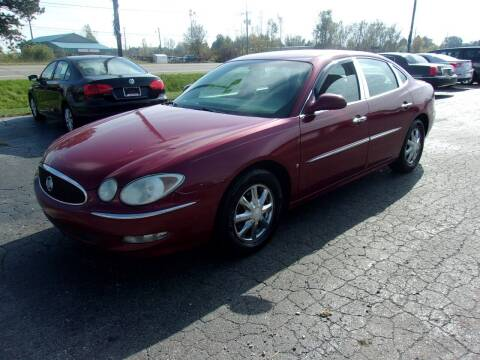 2006 Buick LaCrosse for sale at DAVE KNAPP USED CARS in Lapeer MI