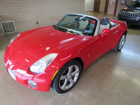 2006 Pontiac Solstice for sale at Arnold Motor Company in Houston PA