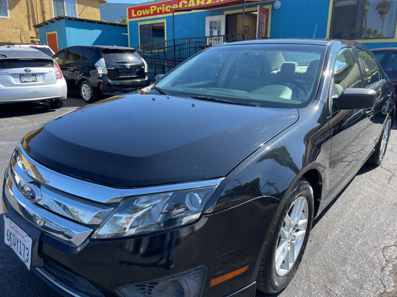 2010 Ford Fusion for sale at CARZ in San Diego CA