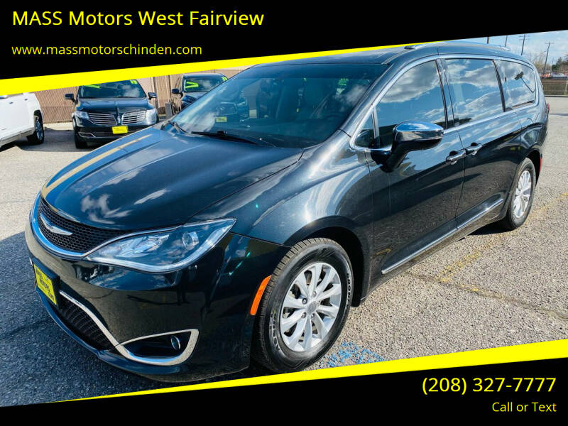 2017 Chrysler Pacifica for sale at M.A.S.S. Motors - West Fairview in Boise ID