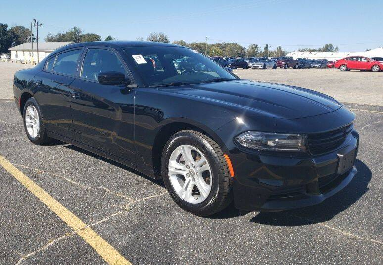 2019 Dodge Charger for sale at Bundy Auto Sales in Sumter SC