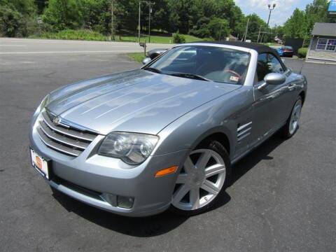 2005 Chrysler Crossfire for sale at Guarantee Automaxx in Stafford VA