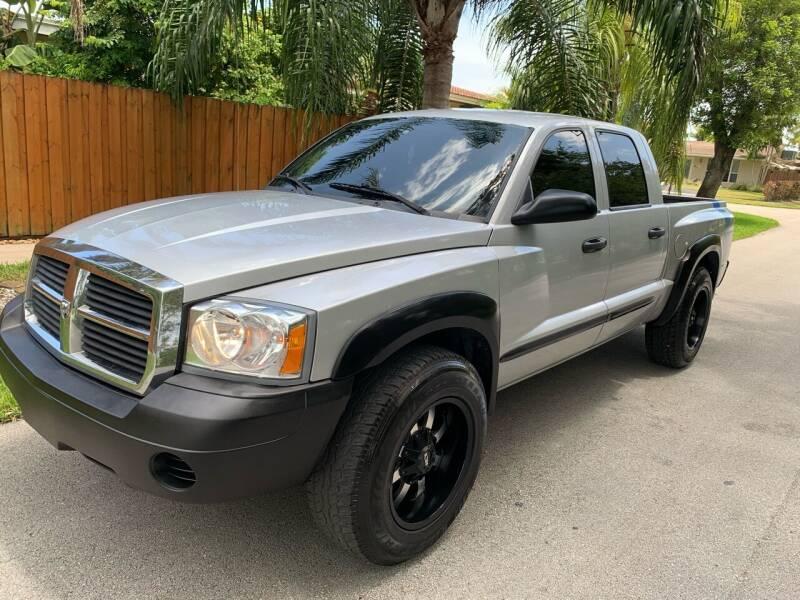 2005 Dodge Dakota for sale in Hollywood, FL