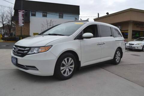 2014 Honda Odyssey for sale at Father and Son Auto Lynbrook in Lynbrook NY