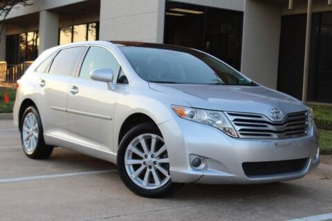 2010 Toyota Venza for sale at DFW Universal Auto in Dallas TX