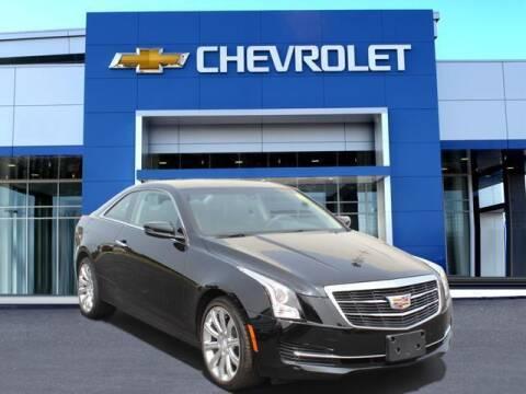 2016 Cadillac ATS for sale at Ed Koehn Chevrolet in Rockford MI