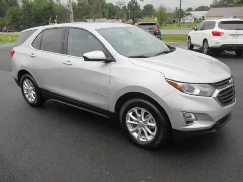 2020 Chevrolet Equinox for sale at G. B. ENTERPRISES LLC in Crossville AL