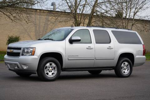 2010 Chevrolet Suburban for sale at Beaverton Auto Wholesale LLC in Hillsboro OR