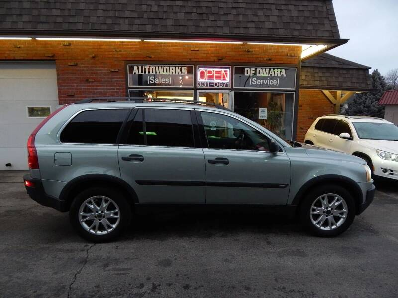 2004 Volvo XC90 for sale at AUTOWORKS OF OMAHA INC in Omaha NE