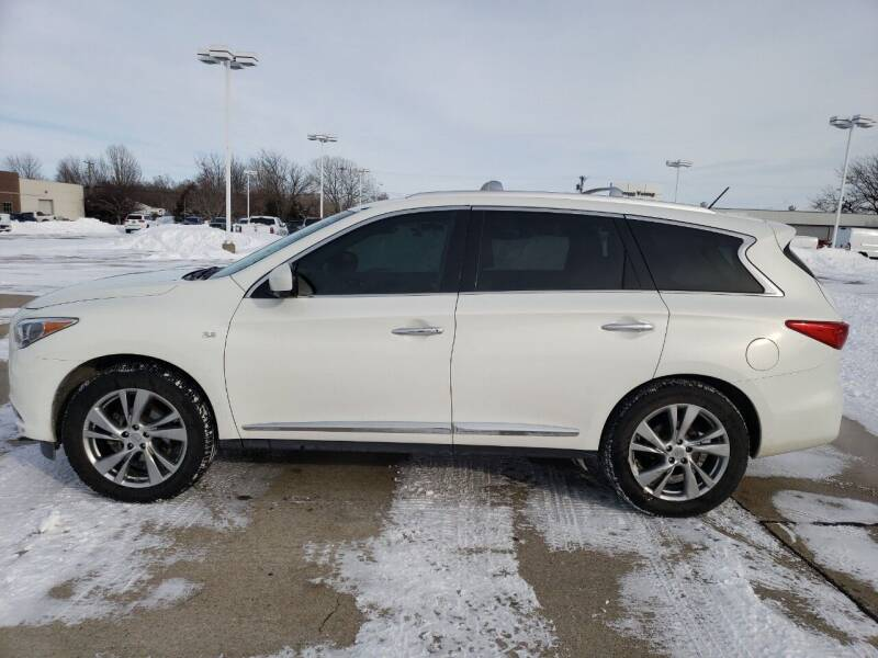 2014 Infiniti QX60 for sale at Betterway Automotive Inc in Plattsmouth NE