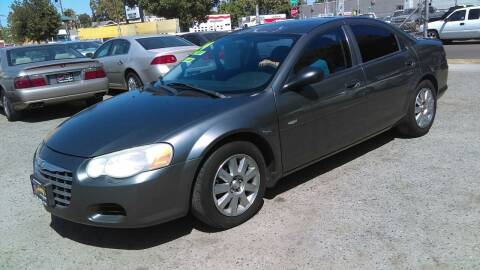 2004 Chrysler Sebring for sale at Larry's Auto Sales Inc. in Fresno CA