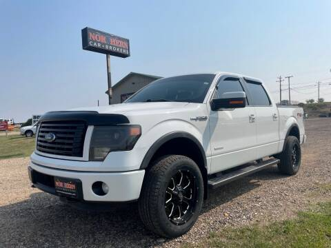 2013 Ford F-150 for sale at Northern Car Brokers in Belle Fourche SD