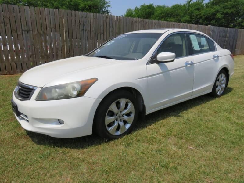 2009 Honda Accord for sale at Davie County Motors in Mocksville NC