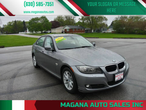 2010 BMW 3 Series for sale at Magana Auto Sales Inc in Aurora IL