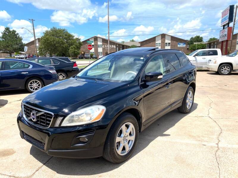 2010 Volvo XC60 for sale at Car Gallery in Oklahoma City OK