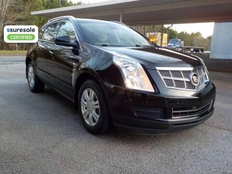 2012 Cadillac SRX for sale at Salton Motor Cars in Alpharetta GA