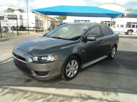 2014 Mitsubishi Lancer for sale at Gold Star Motors Inc. in San Antonio TX