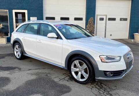 2014 Audi Allroad for sale at Saugus Auto Mall in Saugus MA