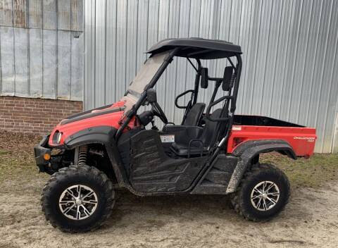 2017 Cub Cadet Challenger 700 - Red for sale at Vehicle Network - Mills International in Kinston NC