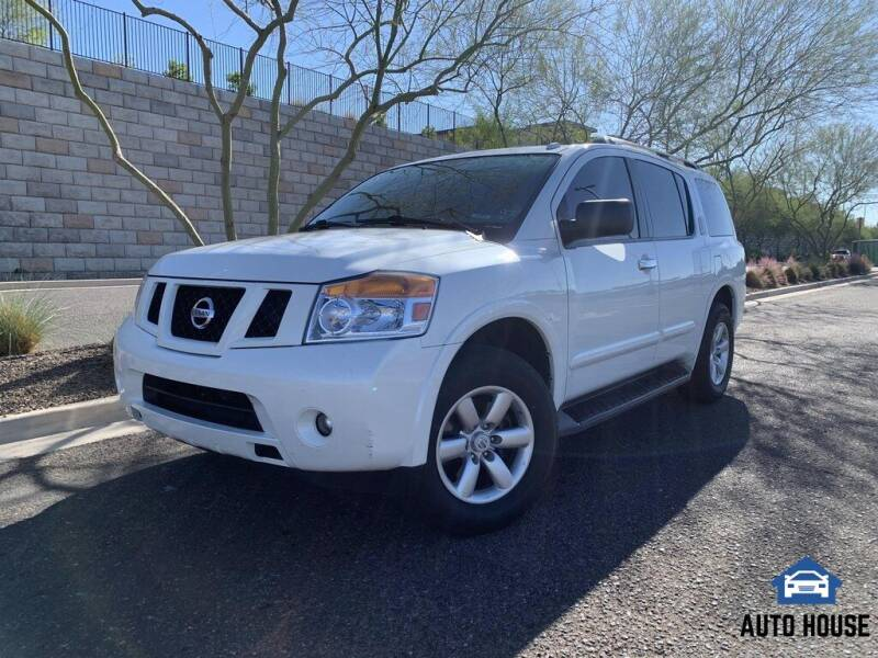 2015 Nissan Armada for sale at AUTO HOUSE TEMPE in Tempe AZ