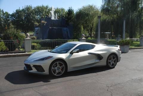 2021 Chevrolet Corvette for sale at Professional Automobile Exchange in Bensalem PA