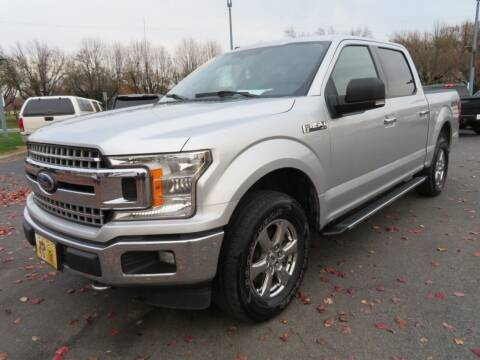 2018 Ford F-150 for sale at Low Cost Cars North in Whitehall OH