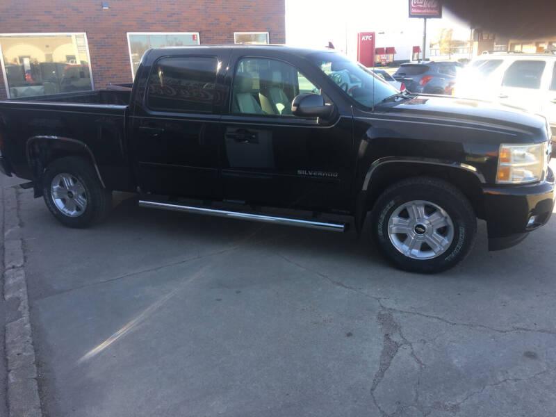 2012 Chevrolet Silverado 1500 for sale at Bramble's Auto Sales in Hastings NE