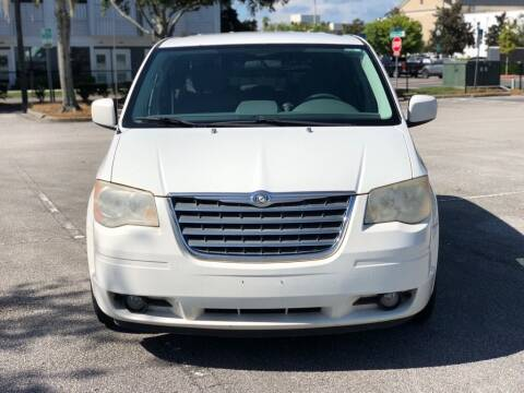 2010 Chrysler Town and Country for sale at Carlando in Lakeland FL