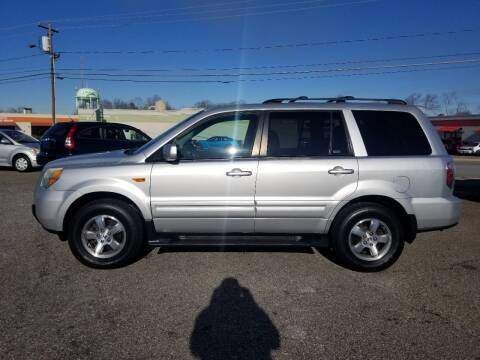 2006 Honda Pilot for sale at 4M Auto Sales | 828-327-6688 | 4Mautos.com in Hickory NC