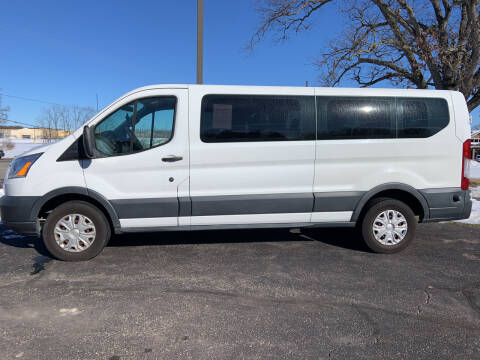 2015 Ford Transit Passenger for sale at Blake Hollenbeck Auto Sales in Greenville MI
