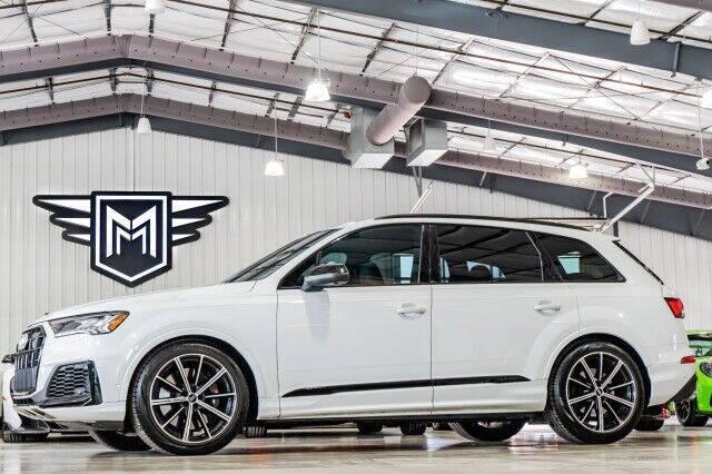 2021 Audi SQ7 for sale in Boerne, TX