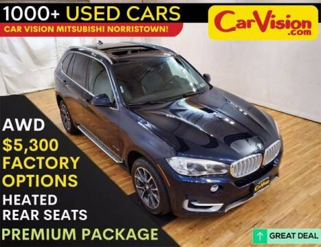 2017 BMW X5 for sale at Car Vision Buying Center in Norristown PA