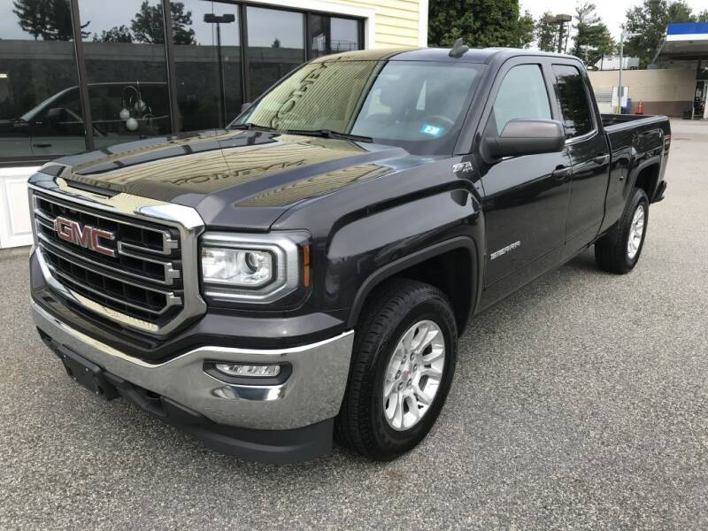 2016 GMC Sierra 1500 for sale at Village European in Concord MA