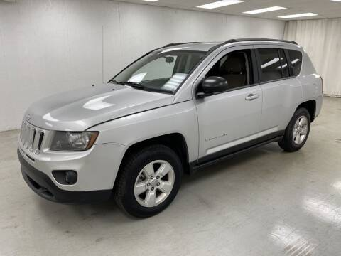 2014 Jeep Compass for sale at Kerns Ford Lincoln in Celina OH