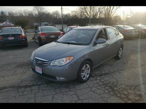 2010 Hyundai Elantra for sale at Colonial Motors in Mine Hill NJ