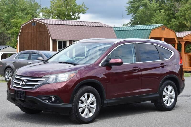 2012 Honda CR-V for sale at GREENPORT AUTO in Hudson NY