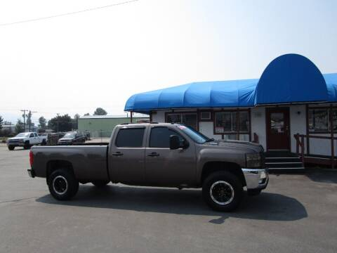 2008 Chevrolet Silverado 2500HD for sale at Jim's Cars by Priced-Rite Auto Sales in Missoula MT