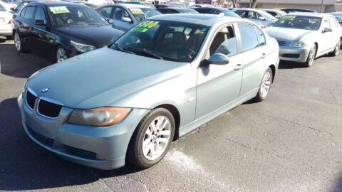 2006 BMW 3 Series for sale at Tony's Auto Sales in Jacksonville FL