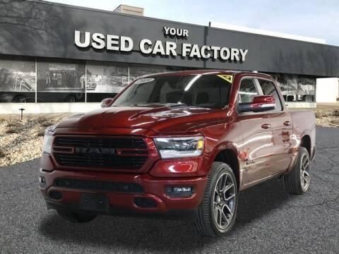2019 RAM Ram Pickup 1500 for sale at JOELSCARZ.COM in Flushing MI