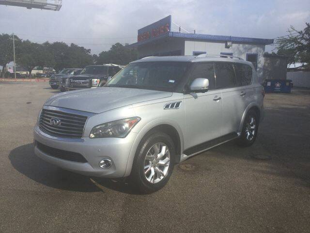 2011 Infiniti QX56 for sale at Your Car Store in Conroe TX