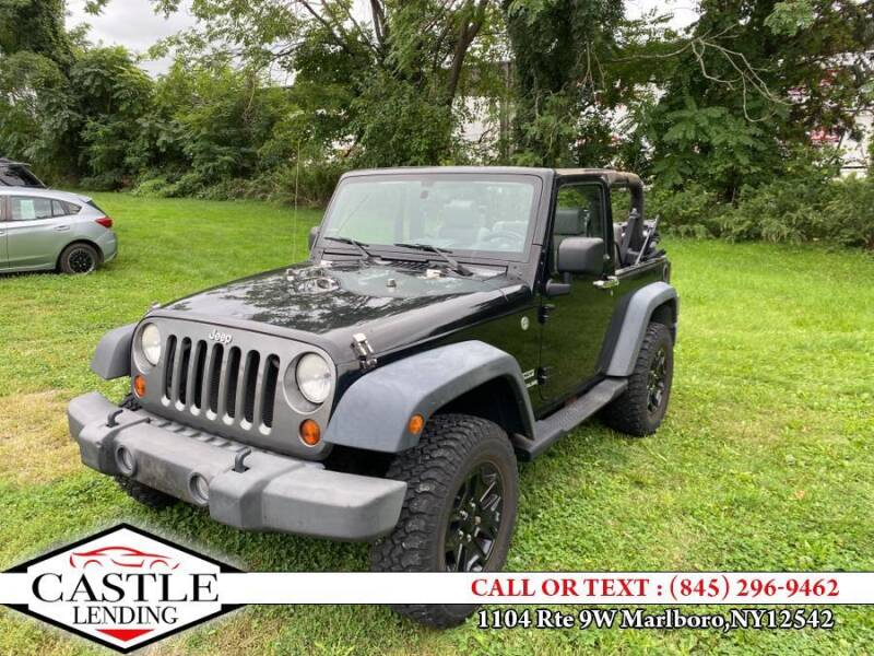2007 Jeep Wrangler for sale at Classified Pre-owned Cars of Marlboro in Marlboro NY