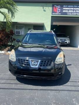 2008 Nissan Rogue for sale at MLG Auto Group Inc. in Pompano Beach FL