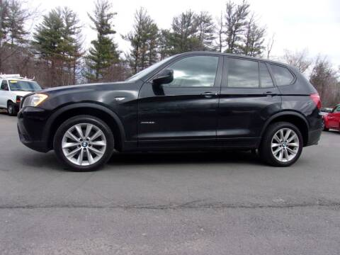 2014 BMW X3 for sale at Mark's Discount Truck & Auto Sales in Londonderry NH