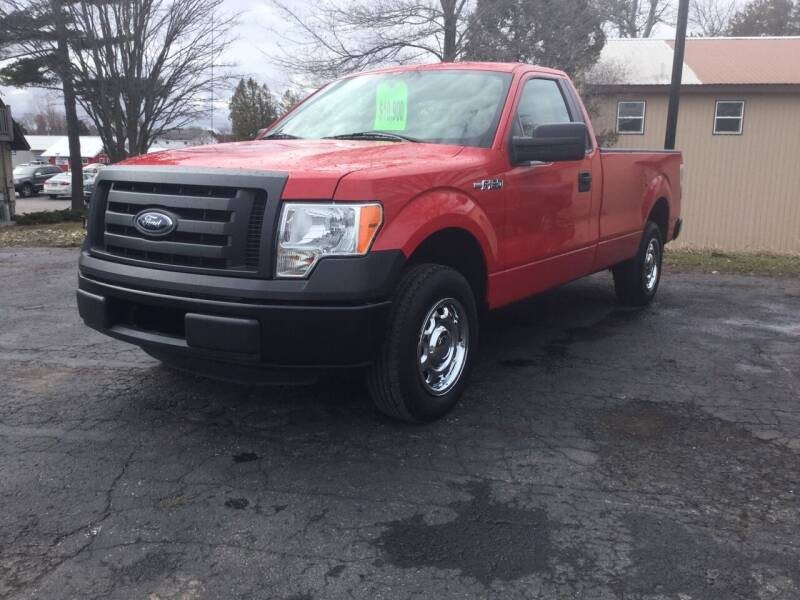 2012 Ford F-150 for sale at Stein Motors Inc in Traverse City MI